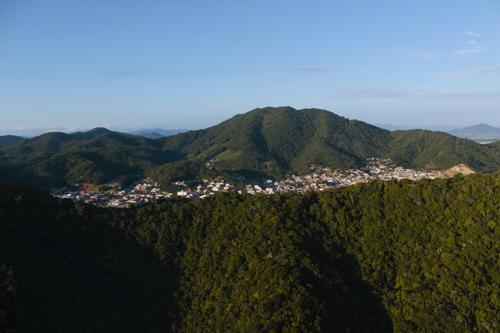 Expedição Vida - paisagens aéreas litoral catarinense 10