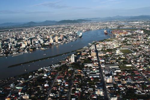 Expedição Vida - paisagens aéreas litoral catarinense 13