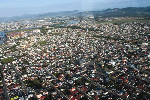 Expedição Vida - paisagens aéreas litoral catarinense 14