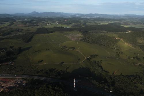 Expedição Vida - paisagens aéreas litoral catarinense 15
