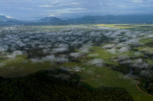 Expedição Vida - paisagens aéreas litoral catarinense 18