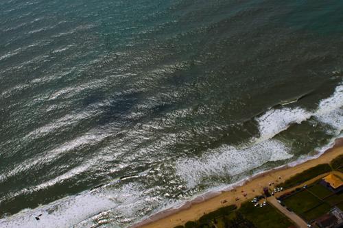 Expedição Vida - paisagens aéreas litoral catarinense 24