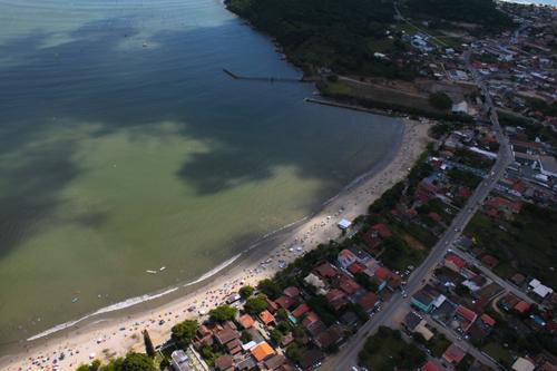 Expedição Vida - paisagens aéreas litoral catarinense 25