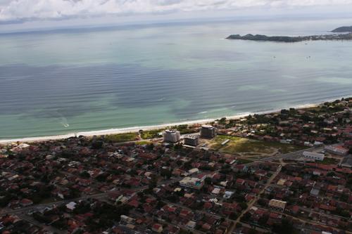 Expedição Vida - paisagens aéreas litoral catarinense 26
