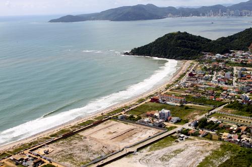 Expedição Vida - paisagens aéreas litoral catarinense 28