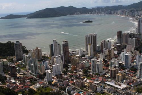 Expedição Vida - paisagens aéreas litoral catarinense 29