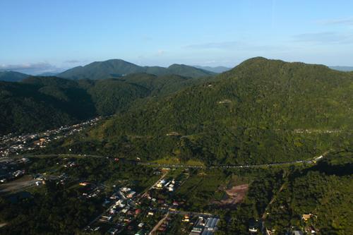 Expedição Vida - paisagens aéreas litoral catarinense 3