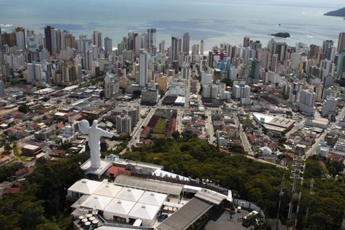 Expedição Vida - paisagens aéreas litoral catarinense 30