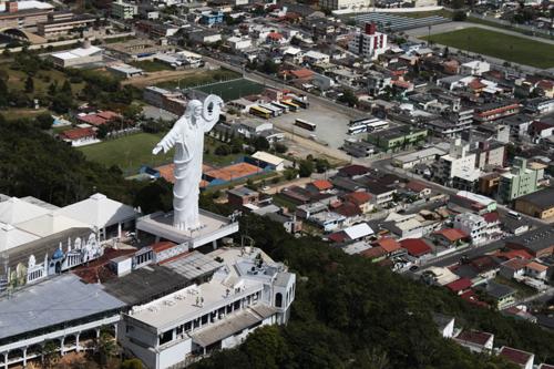 Expedição Vida - paisagens aéreas litoral catarinense 31