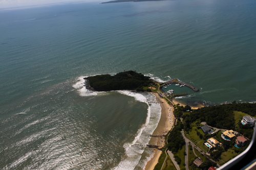 Expedição Vida - paisagens aéreas litoral catarinense 34