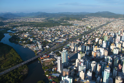 Expedição Vida - paisagens aéreas litoral catarinense 5