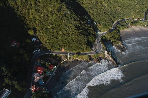 Expedição Vida - paisagens aéreas litoral catarinense 8