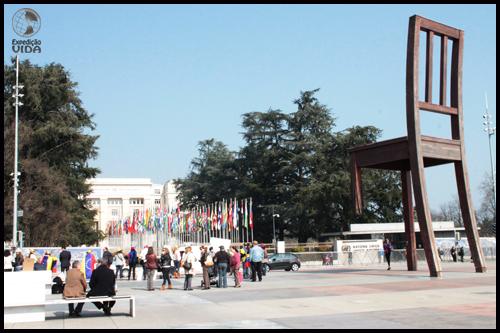 Expedição Vida - ONU - Genebra
