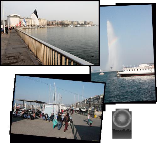 Expedição Vida - Lago de Genebra