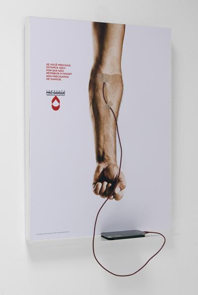 Uma Campanha Mega Criativa Que Incentivou A Doação De Sangue